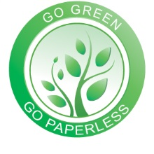 Go Green, Go Paperless